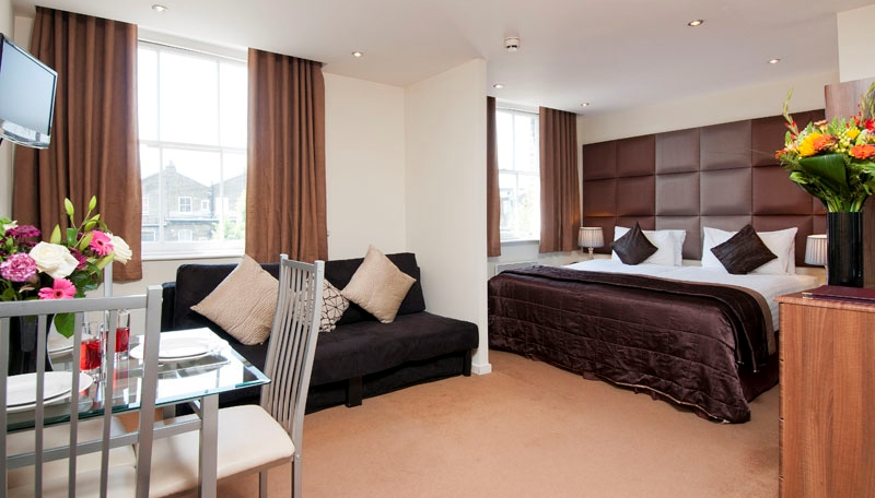 Grand Plaza Serviced Apartments  Bayswater  London W2