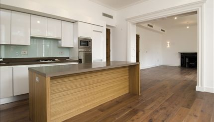 Rosslyn Hill - kitchen