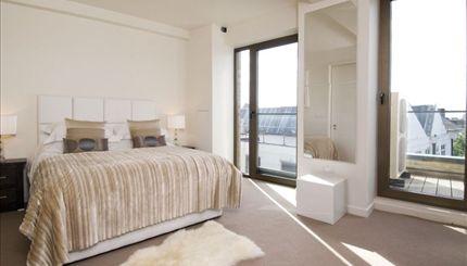 Portobello Lofts - typical bedroom