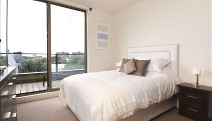Portobello Lofts - typical bedroom 2