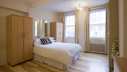 Forset Court - Typical Bedroom
