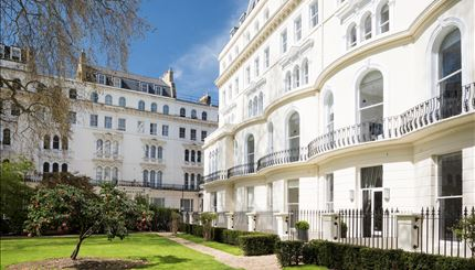 Garden House Apartments, Bayswater, London W2 | Residential Land