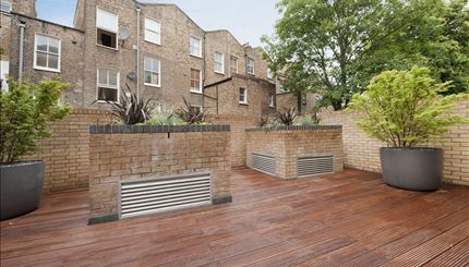 Sutherland Avenue - Flat 3 Garden