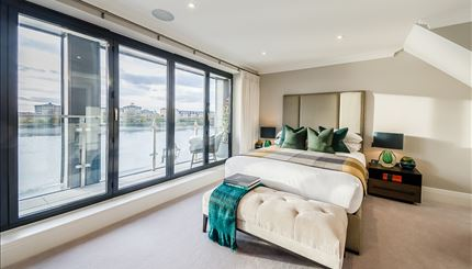 Typical Riverside Bedroom