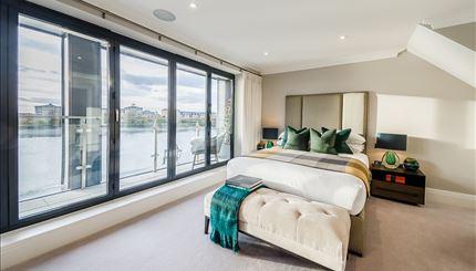 Typical Riverside Bedroom