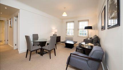 Apartment 42, Pelham Court - Reception