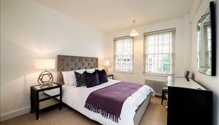 Apartment 42, Pelham Court - Bedroom (2)