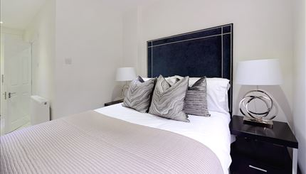 Second Bedroom - Ground Floor