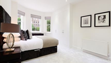 Bedroom One - Ground Floor
