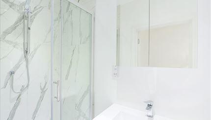 Bedroom Three - Ensuite Bathroom