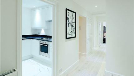 Lower Ground Floor - Hallway