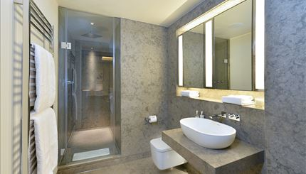 Typical First Bedroom Ensuite