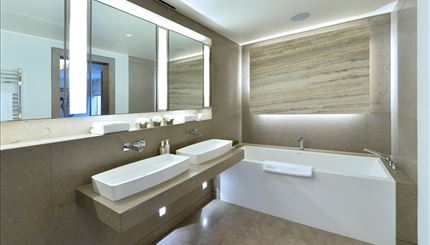 Typical Second Bedroom Ensuite