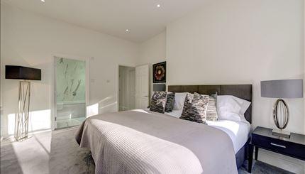 Ground Floor - Master Bedroom