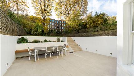 Lower Ground Floor - Garden Access