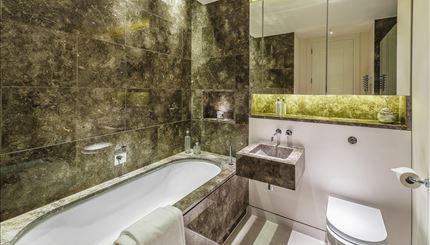First Bedroom - Ensuite Bathroom